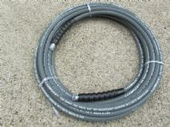 15 Metre 3|8 Inch 4000psi Grey Single Wire Low Marking M & F | Image 2