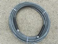 15 Metre 3|8 Inch 4000psi Grey Single Wire Low Marking M & F | Main Image