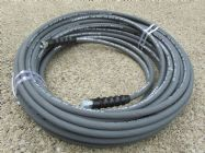 30 Metre 3|8 Inch 4000psi Grey 1 Wire Low Marking M & F | Image 4
