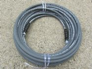 30 Metre 3|8 Inch 4000psi Grey 1 Wire Low Marking M & F | Main Image