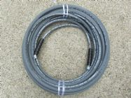 30 Metre 3|8 Inch 4000psi Grey 1 Wire Low Marking M & F | Image 2