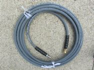 10 Metre 3|8 Inch 4000psi Grey 1 Wire Low Marking With Quick Connection Fittings | Image 3