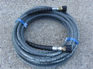 20 Metre 1|4 Inch 5800psi Grey 2 Wire Low Marking | M22F Screw Connection Fittings | Image 2