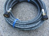 20 Metre 1|4 Inch 5800psi Grey 2 Wire Low Marking | M22F Screw Connection Fittings | Image 3
