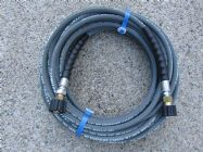 20 Metre 1|4 Inch 5800psi Grey 2 Wire Low Marking | M22F Screw Connection Fittings | Image 4