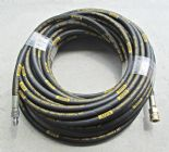 30 Metre Aestr Single Steel Braided High Pressure Hose with Quick Connection Fittings