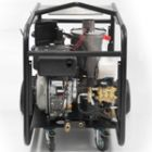 10hp Yanmar DIESEL | HOT & COLD Water High Pressure Washer | Elec Start Engine | Comet 2900psi Pump | 16 L|Min | Image 2