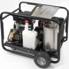 10hp Yanmar DIESEL | HOT & COLD Water High Pressure Washer | Elec Start Engine | Comet 2900psi Pump | 16 L|Min | Image 4