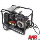 10hp Yanmar DIESEL | HOT & COLD Water High Pressure Washer | Elec Start Engine | Comet 2900psi Pump | 16 L|Min | Main Image
