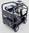14hp Kohler HOT & COLD WATER High Pressure Washer | Cleaner Elec Start Engine | AR 4060psi Pump | Image 4