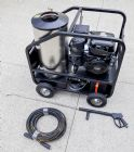 14hp Kohler HOT & COLD WATER High Pressure Washer | Cleaner Elec Start Engine | AR 4060psi Pump | Image 5