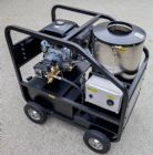 14hp Kohler HOT & COLD WATER High Pressure Washer | Cleaner Elec Start Engine | AR 4060psi Pump | Image 2