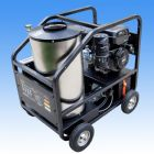 14hp Kohler HOT & COLD WATER High Pressure Washer | Cleaner Elec Start Engine | AR 4060psi Pump | Main Image