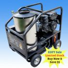 ** 14hp Kohler HOT and COLD WATER High Pressure Washer | Cleaner with Electric Start Engine with AR 4060psi Pump QKHW 1400 KRE **