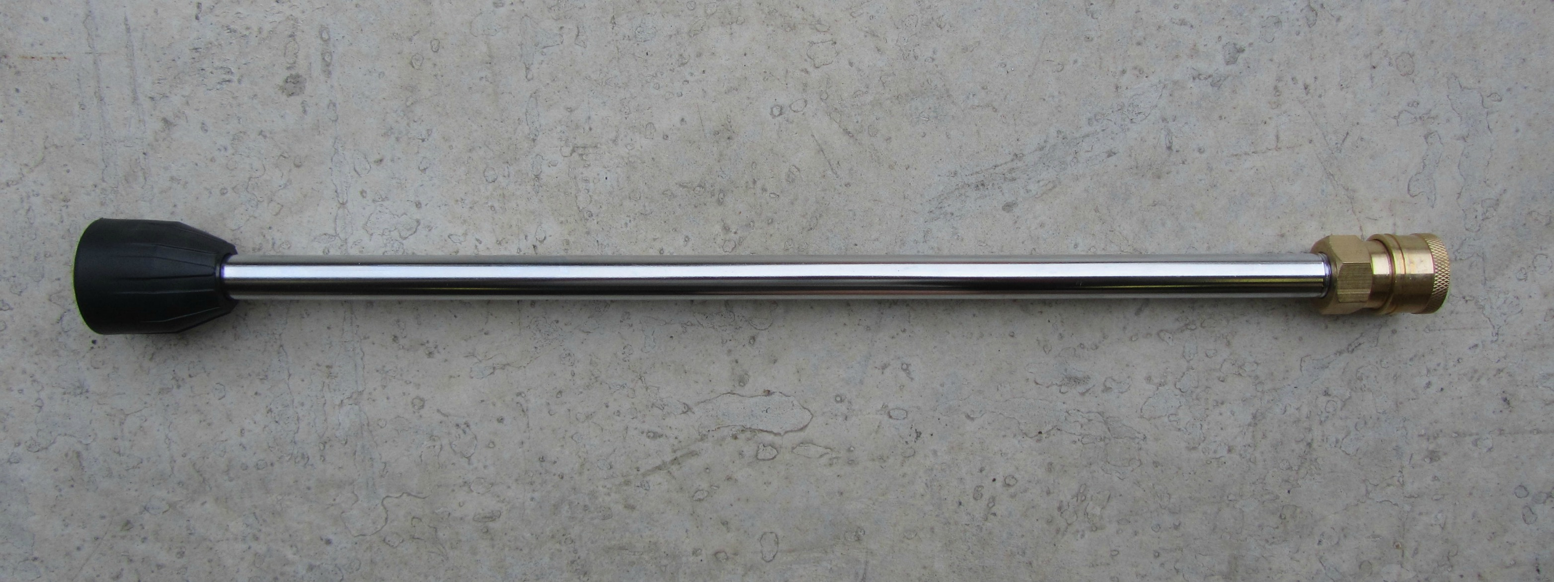 Extension Lance 500mm Stainless Steel Straight