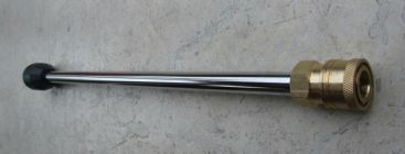 Extension Lance 500mm Stainless Steel Straight | Image 2