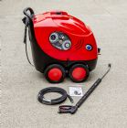 MAER  DROP 120 | 11  | HOT Water High Pressure Washer Cleaner  | 1750psi | 11 L|Min | 2.2Kw Electric | Image 2