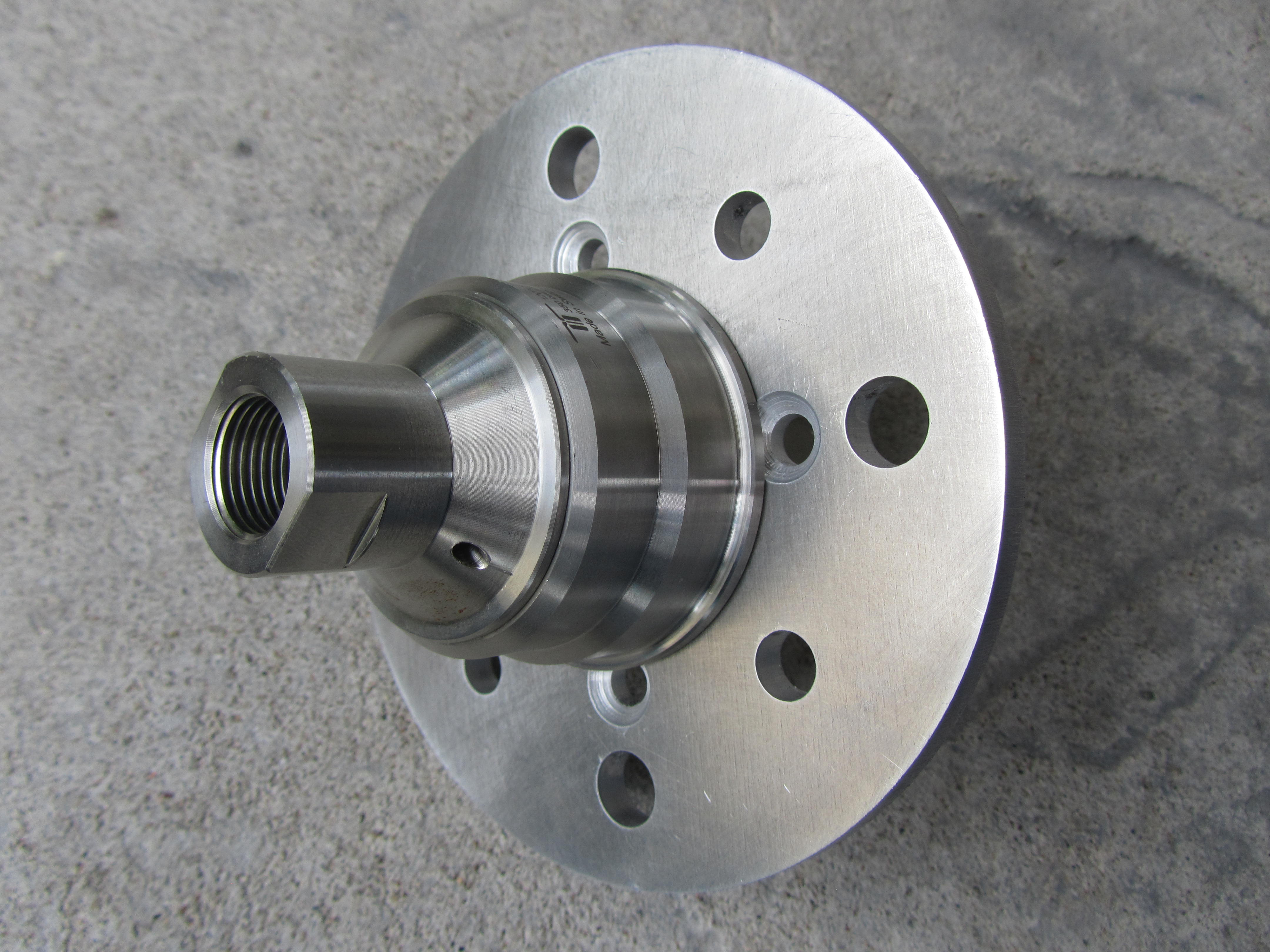 Adaptor Plate For Mosmatic Swivel Hub Pressure Washers