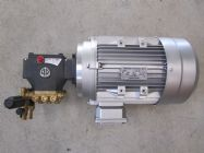 5.5Kw Electric Motor  | Pump Combo