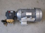 5.5 Kw   7.5hp  Electric Motor | Pump Combo  3000psi | 18 L|Min Pump  ** SPECIAL PRICE - LIMITED TIME ONLY **