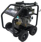 10hp DIESEL Engine High Pressure Washer Electric Start with AR 4060psi Pump QKBE1000 RE