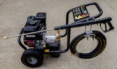 6.5hp Briggs & Stratton Engine with AR 3000psi Pump  QP 605 Recoil Start | Image 2