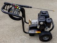 6.5hp Briggs & Stratton Engine with AR 3000psi Pump  QP 605 Recoil Start | Image 3