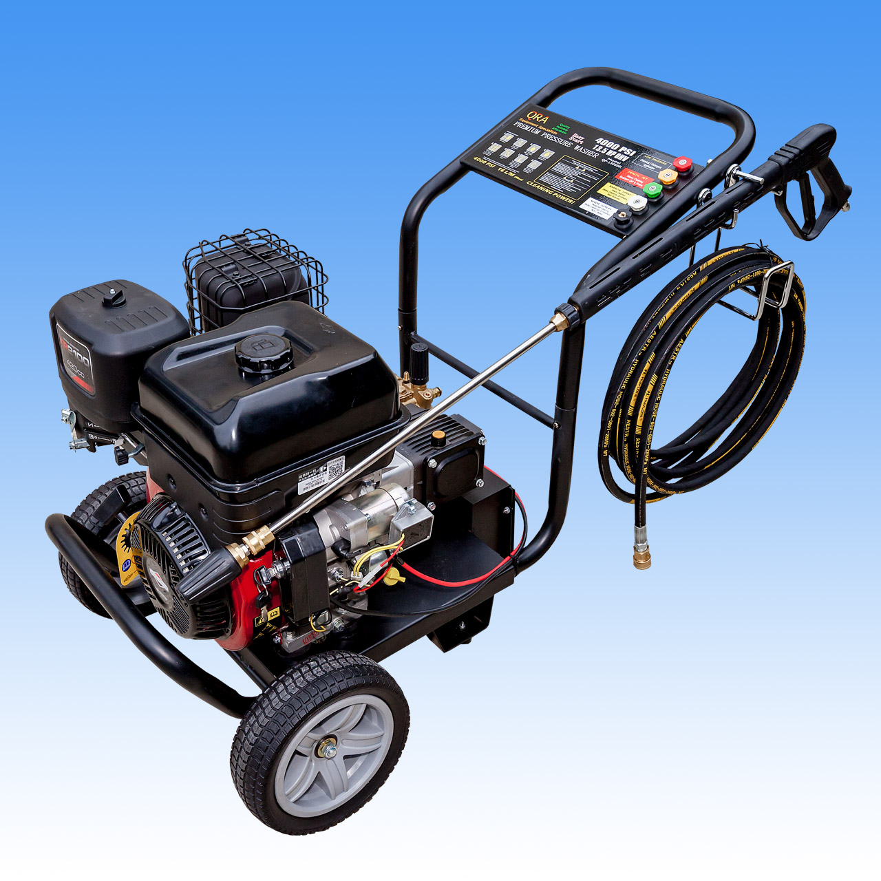 13.5hp Briggs & Stratton Engine with AR 4060psi Pump  QP1350 Electric Start   ** SPECIAL PRICE - LIMITED TIME ONLY **