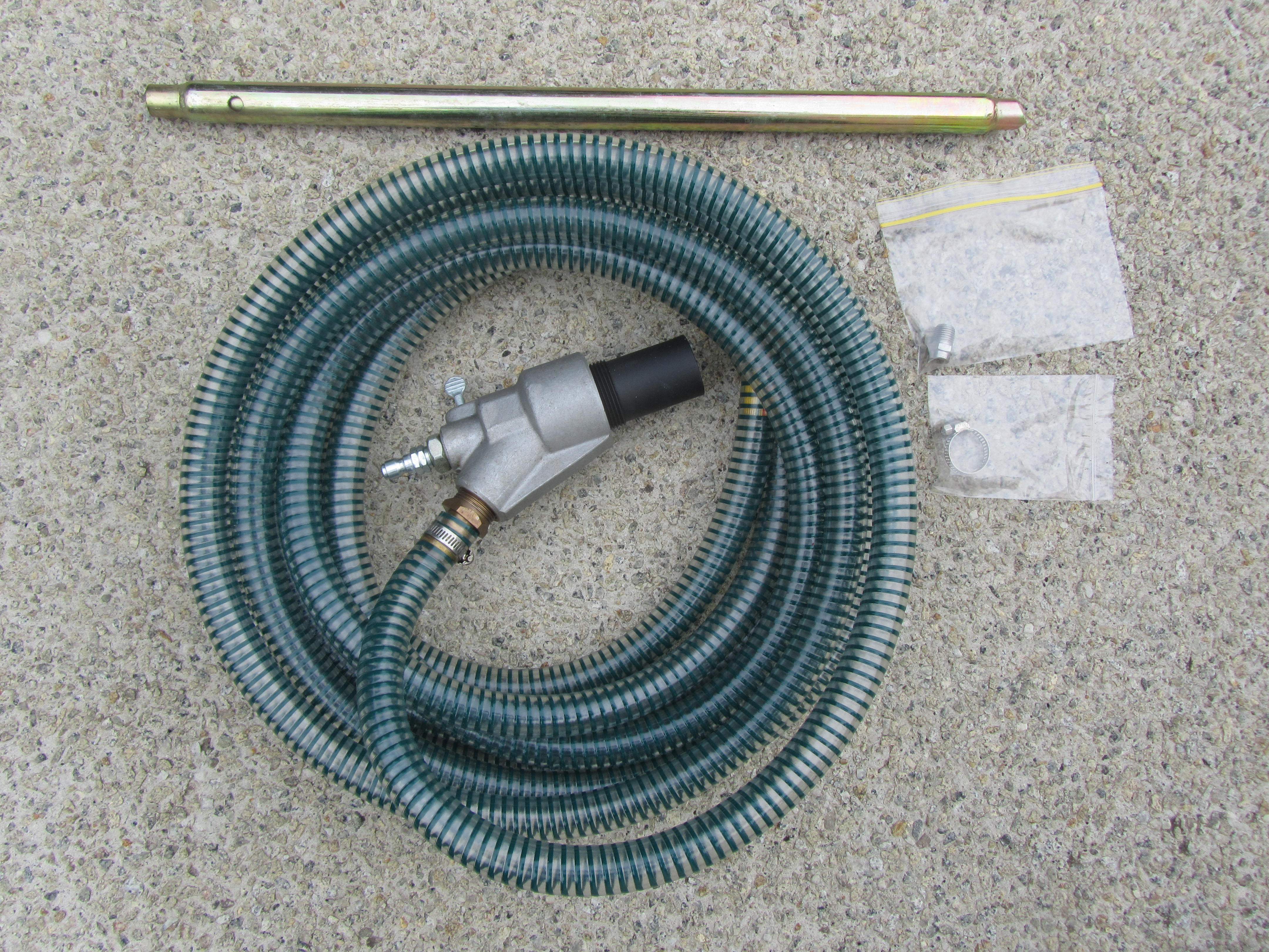 BE Water Sand Blasting Kit (BE Canada)