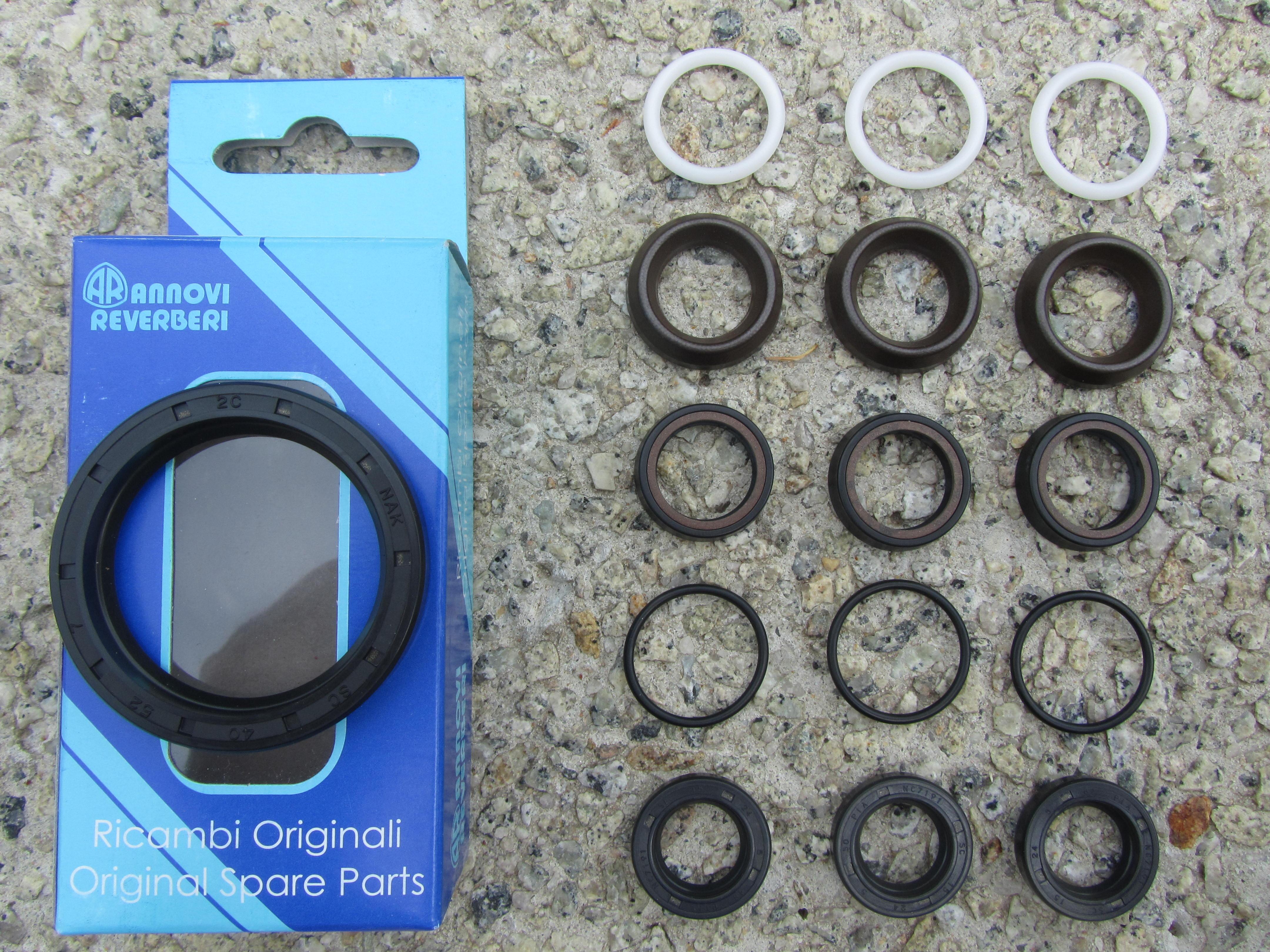Seal Kit Ar Rc Series Pump Pressure Washers Pressure