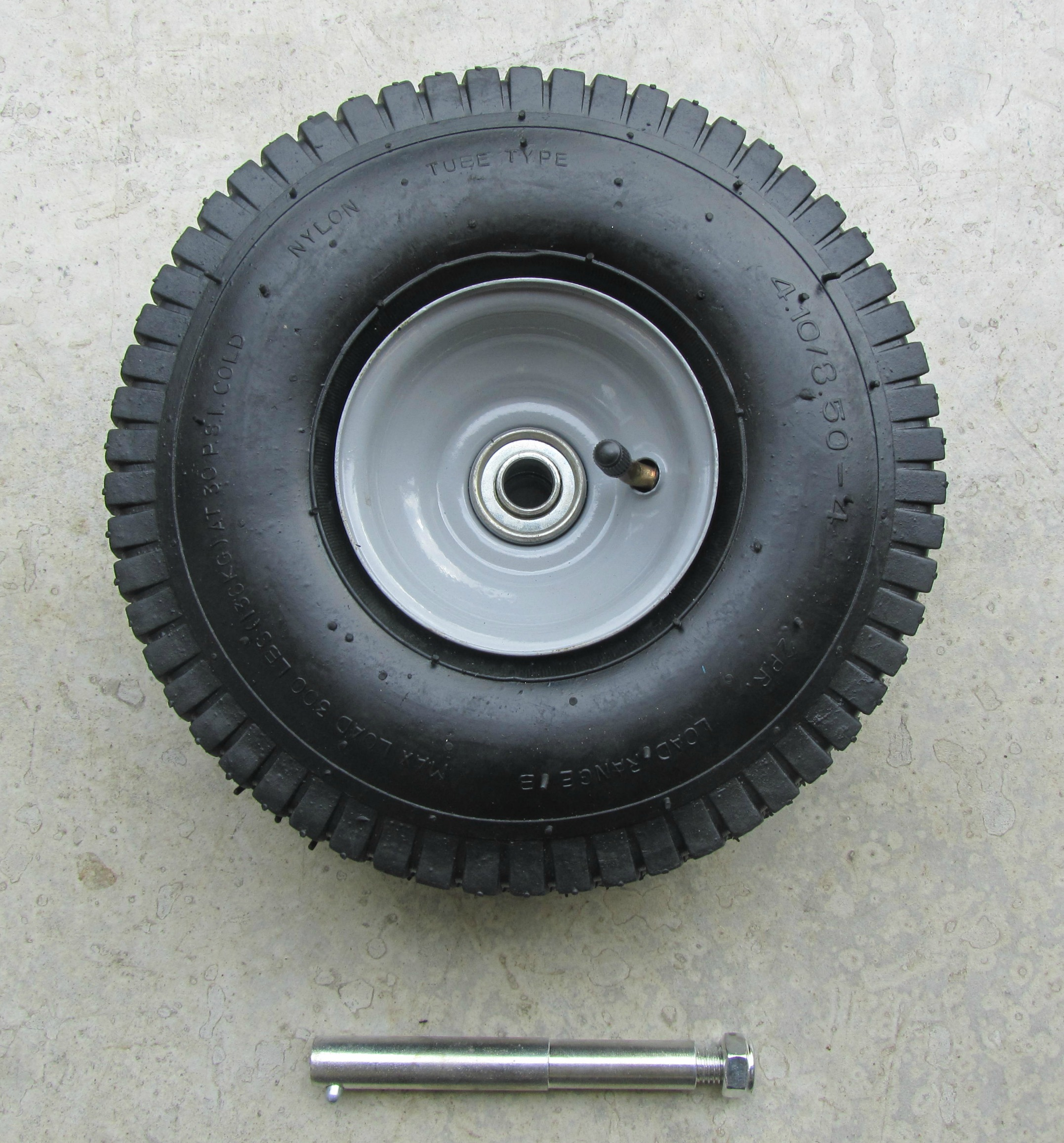 10 Inch Replacement Wheel