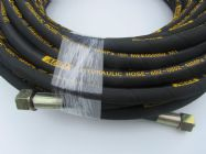 30 Metre Aestr Double Steel Braided High Pressure Hose with 22mm Screw Fittings | Image 2
