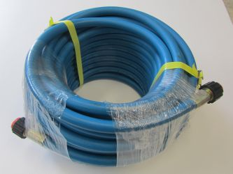 30 Metre HydroWash 3.8 Inch 2 Wire Non Marking 22mm Screw Fitting